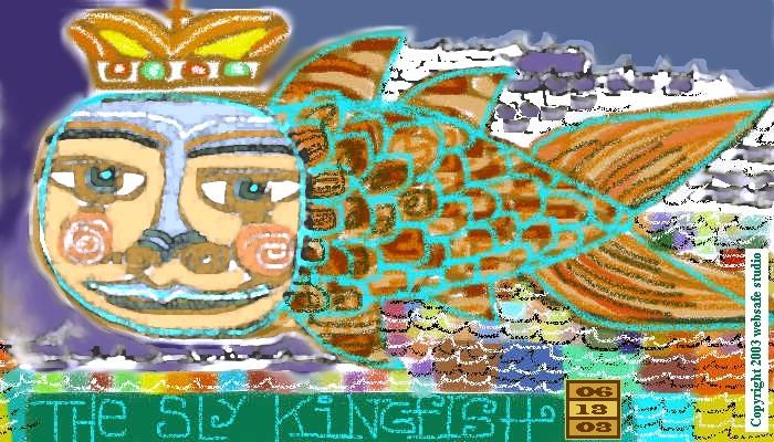 Sly Kingfish